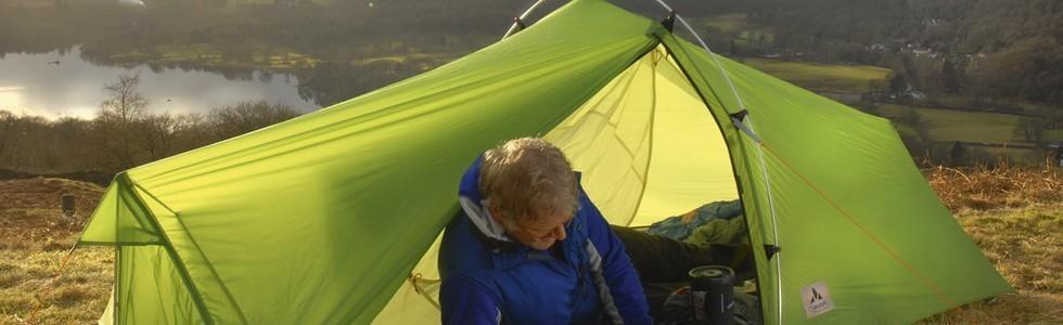 Палатки Vaude