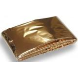 Спасательное одеяло Vaude Rescue Blanket Gold / Silver