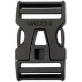 Пряжка с одинарной регулировкой Vaude Steckschnallen Single Adjust 15 мм Black