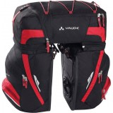 Сумка для велосипеда Vaude Karakorum Black / Red