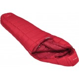 Спальник Vaude Sioux 800 -3° Syn Dark Indian Red правый