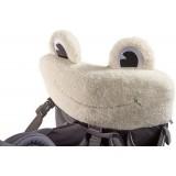Подушечка под подбородок в детской переноске Vaude Cushion Frog White